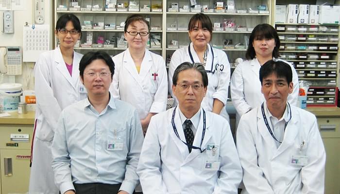 薬剤科写真