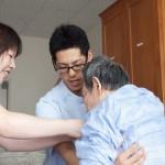 心に寄り添う看護と介護
